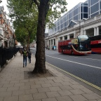 THE STREETS OF LONDON…